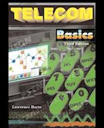 Telecom Basics 3rd Edition, Signal Processing, Signaling Control, and Call Processing af Lawrence Harte