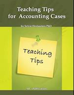 Teaching Tips for Accounting Cases af Sylvie Deslauriers