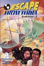 Escape from Terra Volume 3 af Sandy Sandfort