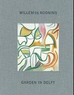Garden in Delft af Willem De Kooning