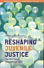 Reshaping Juvenile Justice (Institute of Criminology monographs)