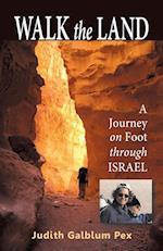 Walk the Land: A Journey on Foot Through Israel af judith Galblum Pex