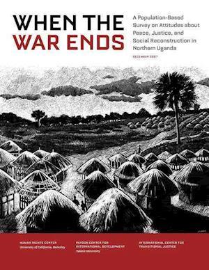 Bog, paperback When the War Ends af Marike Wierda, Andrew Moss, Phuong Pham