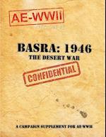 Ae-WWII Retro Sci-Fi Basra 1946 af Cassino Chris, C. L. Werner