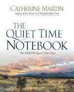 The Quiet Time Notebook af Catherine Martin