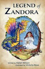 Legend of Zandora af Karen Wilson