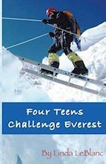 Four Teens Challenge Everest