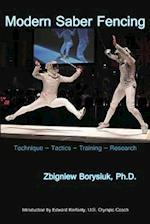 Modern Saber Fencing
