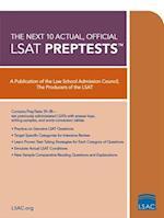 The Next 10 Actual, Official LSAT PrepTests (Lsat Series)