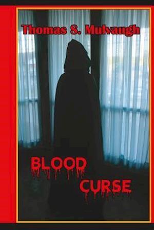 Bog, paperback Blood Curse af Thomas S. Mulvaugh