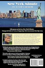 New York Minute: An Actor's Memoir
