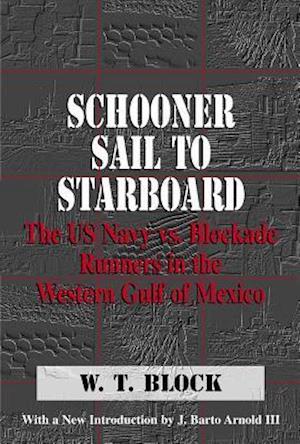 Schooner Sail to Starboard
