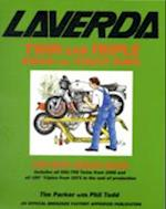 Laverda Twin and Triple Repair and Tune-up Guide af Tim Parker