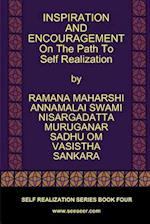 Inspiration and Encouragement on the Path to Self Realization af Ramana Maharshi, Nisargadatta Maharaj