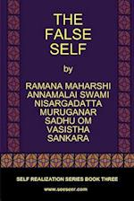 The False Self af Nisargadatta Maharaj, Ramana Maharshi