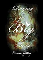 Praying for BIG Things: The Issues in our World