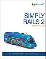Simply Rails 2 af Patrick Lenz