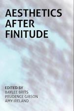 Aesthetics After Finitude