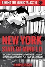 New York State of Mind 1.0 (Behind the Music Tales, nr. 7)