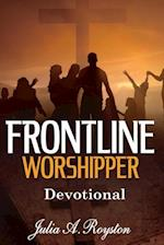Frontline Worshipper af Julia A. Royston