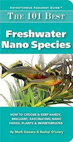 The 101 Best Freshwater Nano Species (Adventurous Aquarist Guide)