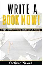 Write a Book Now!