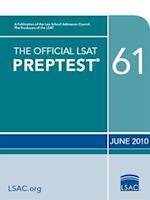 The Official LSAT Preptest 61 (Official Lsat Preptest, nr. 61)