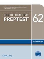 The Official LSAT Preptest 62 (Official Lsat Preptest, nr. 62)