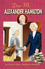 Dear Mr. Alexander Hamilton af Laureen M. Brady