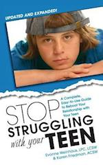 Stop Struggling with Your Teen