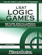 LSAT Logic Games (nr. 2)