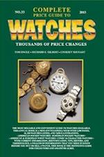 Complete Price Guide to Watches (COMPLETE PRICE GUIDE TO WATCHES, nr. 33)