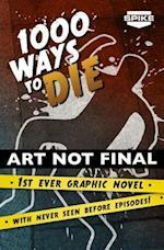 1000 Ways to Die af Chuck Brown, Neo Edmund, Patrick Shand