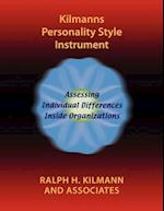 Kilmanns Personality Style Instrument