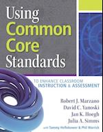 Using Common Core Standards