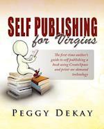 Self-Publishing for Virgins