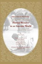 Human Security in an Insecure World