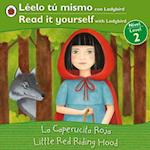 Little Red Riding Hood / La caperucita roja af Diana Mayo, Ladybird