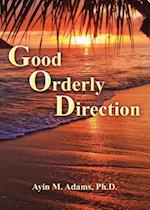 Good Orderly Direction