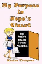 My Purpose in Hope's Closet