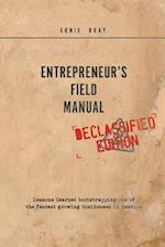 Entrepreneur's Field Manual