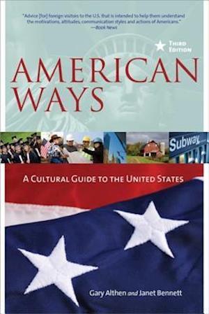 Bog, paperback American Ways af Gary Althen, Janet M Bennett, Janet Bennett