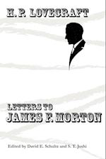 Letters to James F. Morton