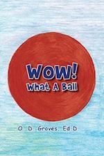 Wow! What a Ball