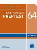 The Official LSAT Preptest 64 (Official Lsat Preptest, nr. 64)