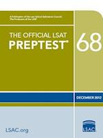 The Official LSAT Preptest 68 (Official Lsat Preptest, nr. 68)