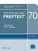 The Official LSAT Preptest 70 (Official Lsat Preptest, nr. 70)