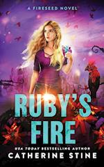 Ruby's Fire (Fireseed Book, nr. 2)