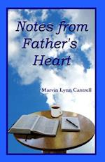 Notes from Father's Heart