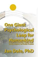 One Giant Psychological Leap for Humankind